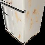 Холодильник ретро