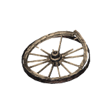 Телега – колесо лежащее