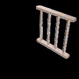 Решетка железная